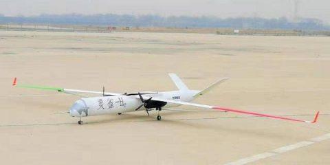 Drone smart a idrogeno, la Cina inaugura l'aviazione del futuro