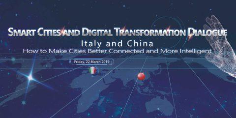 Save the Date: il 22 marzo a Roma il dialogo sulla cooperazione Italia-Cina sulle Smart Cities con le eccellenze italiane