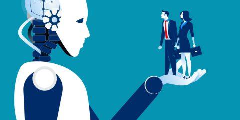 I robot e il futuro del lavoro umano, le macchine 'aumenteranno' le persone
