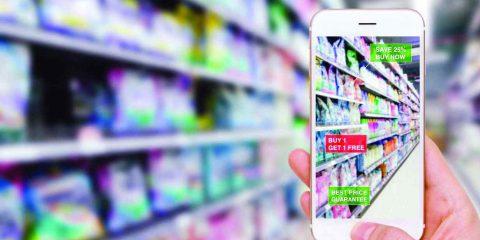 Mobile advertising: la pubblicità sugli smartphone cresce del 30% a gennaio
