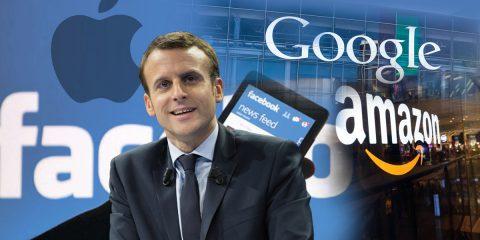 Web Tax. L'Ue si arrende, ma la Francia No: ecco la norma