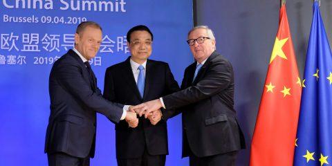 Anche il 5G nell'accordo tra Ue e Cina: 'Condivisione dei progressi e cooperazione tra le aziende'
