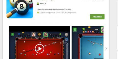 App4Italy. La recensione del giorno, 8 Ball Pool
