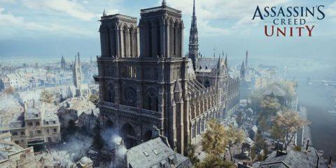 Ubisoft contribuirà al restauro di Notre Dame