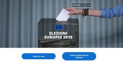 Elezioni europee di maggio, online il sito dell'UE sui risultati del voto
