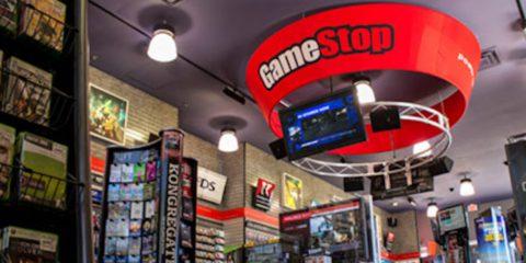 GameStop chiude l'anno fiscale in forte perdita