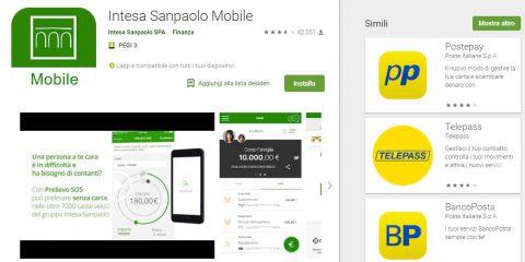 App4Italy. La recensione del giorno, Intesa Sanpaolo Mobile