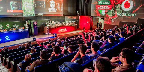 eSport, dal 6 maggio ritorna l'ESL Vodafone Championship