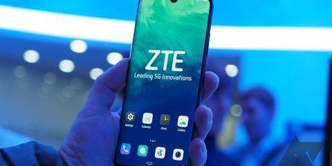 ZTE realizza la prima chiamata tra smarphone 5G e 4G