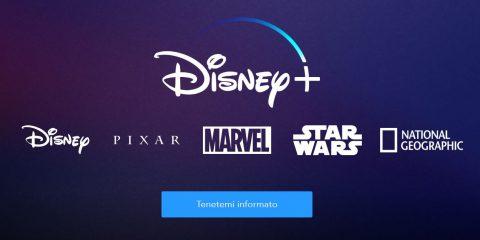 Disney presenta Plus, il nuovo servizio streaming anti Netflix