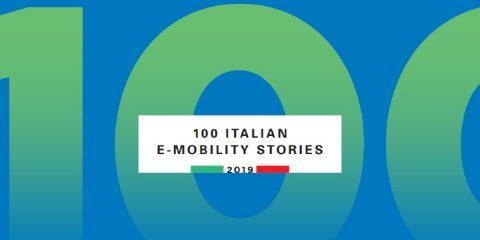 """""""100 Italian E-Mobility Stories"""", in un anno raddoppiate le auto elettriche"""