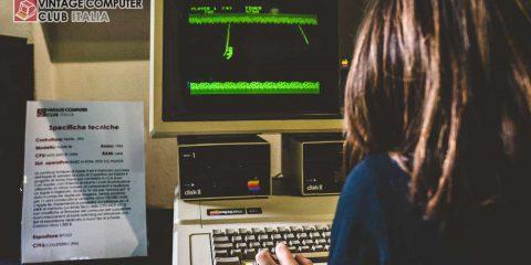 Vintage computer festival: 27-28 aprile in mostra a Roma gli storici pc anni '70-'80-'90
