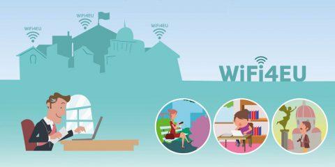 WiFi4EU: ai 3.400 Comuni selezionati andranno 15 mila euro ciascuno. La lista italiana