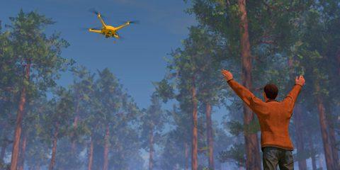 Droni e gestione delle emergenze, al via l'iniziativa europea Uav Retina