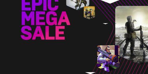 Epic Games Store lancia i suoi primi saldi