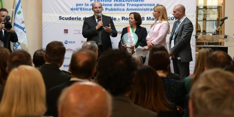 Aidr, consegnati i premi per la Trasparenza e l'Etica nella P.A