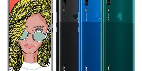 Huawei P Smart Z: smartphone con fotocamera frontale a scomparsa