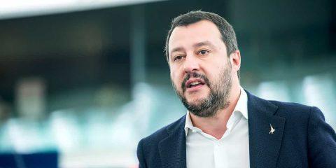 Privacy e politica. Matteo Salvini: 'I dati sensibili devono rimanere in mani italiane'