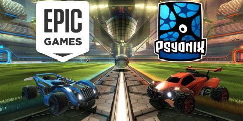 Epic Games acquisisce Psyonix e Rocket League