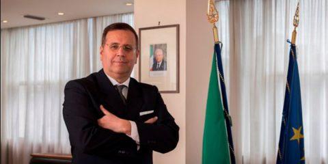 Roberto Rustichelli si insedia alla presidenza dell'Antitrust