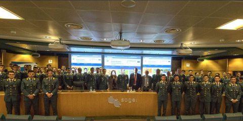 Intelligence, Sogei presenta le innovative soluzioni tech agli ufficiali allievi dell'Accademia della GdF