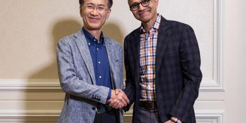 Sony e Microsoft collaborano allo sviluppo di tecnologie cloud