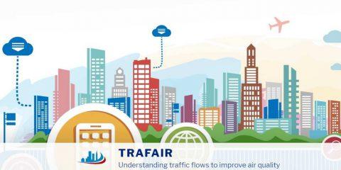 """Lepida: """"Trafair"""" tra i 100 migliori progetti di PA sostenibile"""