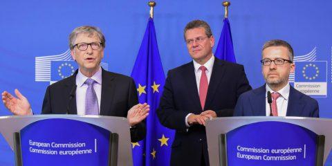 Energia pulita: servono 500 miliardi l'anno all'UE per centrare gli obiettivi carbon neutral al 2050