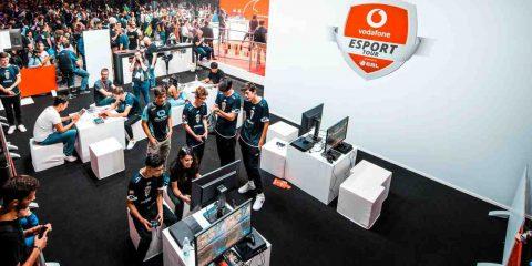 Vodafone 5G ESL Mobile Open, tutto pronto per il torneo mondiale di eSport