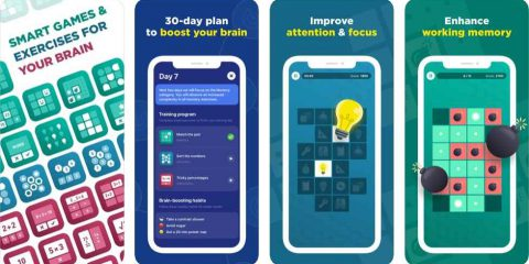 App4Italy. La recensione del giorno, Impulse – Brain Training