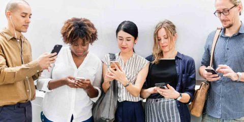 La telefonia mobile nel 2018, il ritratto di Agcom