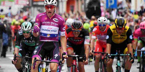 Giro d'Italia 2019 in esclusiva satellitare HD su tivùsat