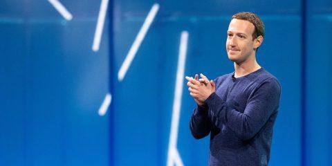Audio rubato a Facebook, breakup della società e l'app cinese TikTok preoccupano Zuckerberg
