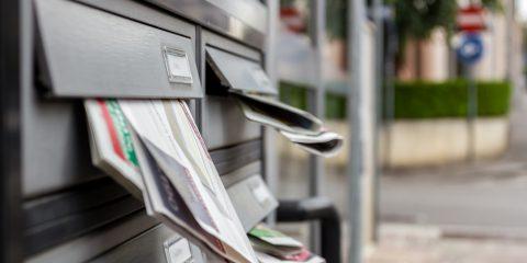 Pubblicità cartacea indesiderata, cosa fare per non riceverla più a casa