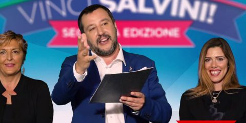 """Salvini fa il bis con """"Vinci Salvini"""", 3 domande per capire come sono trattati i dati di chi mette """"like"""""""