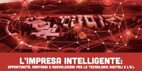 Verso l'impresa intelligente: opportunità e vantaggi per le tecnologie digitali e l'IA