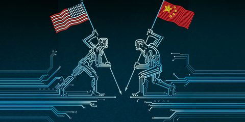 USA-Cina. Una guerra Hi-Tech che danneggia tutti e da cui l'Europa deve sfilarsi