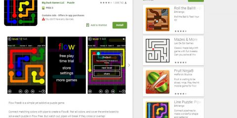 App4Italy. La recensione del giorno, Flow Free