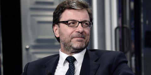 Rete unica, Giorgetti 'Stallo va superato in fretta'. Ma come?