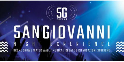 Droni, schermi d'acqua, musica e 5G per festeggiare il San Giovanni 2019