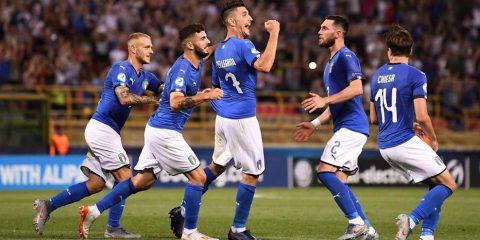 Europei Under 21: Italia – Polonia al Dall'Ara di Bologna con il WiFi di Lepida
