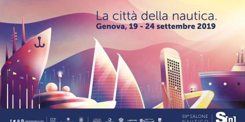 Salone Nautico Internazionale di Genova, Fastweb Main sponsor dell'evento