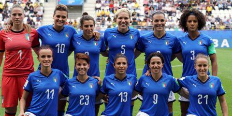 La Nazionale Italiana femminile su Sky, nuovo record di ascolti: 800 mila spettatori medi per Italia-Brasile