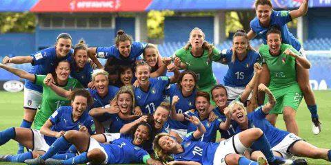 Mondiali di calcio femminile, su Sky il 5% di share per la vittoria delle Azzurre