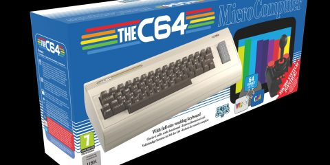Il glorioso Commodore 64 è prossimo al ritorno