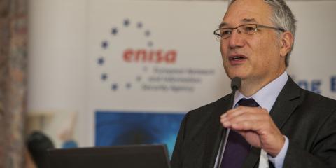 Udo Helmbrecht (Enisa): 'Implementare il GDPR la vera sfida per la cybersecurity'