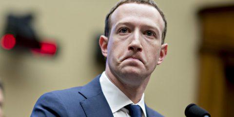 Facebook multata con 1 milione di euro dal Garante Privacy per Cambridge Analytica