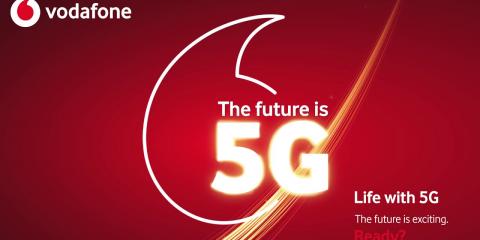 """Vodafone, partita la terza edizione del bando """"Action for 5G"""""""