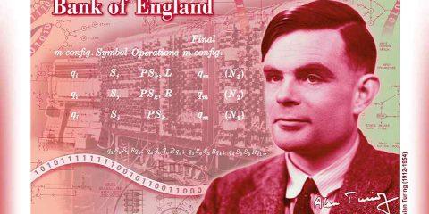 Alan Turing sulle banconote da 50 sterline, le scuse della Gran Bretagna al padre dell'IA