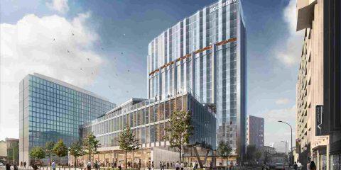 """Accenture lancia i """"Forward Building"""": 360 milioni di investimenti per l'innovazione degli spazi di lavoro"""